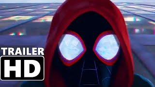 """SPIDER-MAN: INTO THE SPIDER-VERSE """"Miles Morales"""" Official Trailer - Animated Movie"""