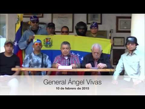 General Ángel Vivas convoca a movilización integral