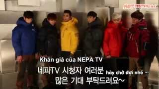 [2PMVN][Vietsub]2PM NEPA 2012 F W Photoshoot Behind The Scene