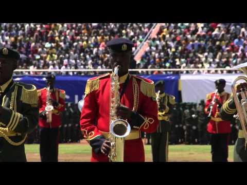 Kwibohora 20: Celebrating 20 years of liberation - Amahoro Stadium 4th July 2014