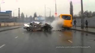 #5 Car Crash Compilation Ultimate DECEMBER  on the road NEW  The Ultimate Compilation