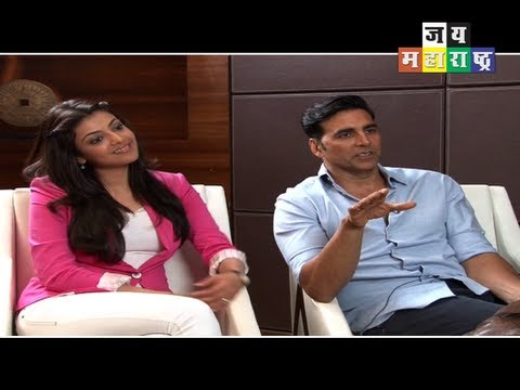 Interview of Akshay Kumar and Kajal Aggarwal on their film Special...