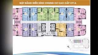 chung cư CT1A – CT1B Nghĩa Đô - Nâng Tầm Cuộc Sống