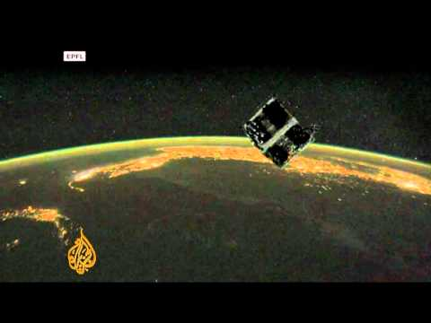 New satellites to clean up space debris