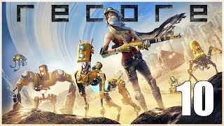 ReCore - Parte 10 Español - Walkthrough / Let