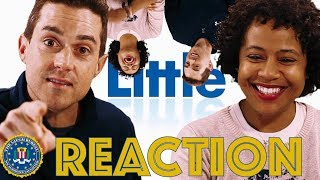 Little   OFFICIAL TRAILER reaction / analysis