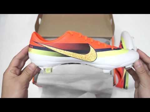 Unboxing - Nike CR7 Mercurial Vapor IX FG - Unboxing