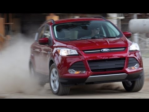 2013 Ford Escape Titanium EcoBoost 4WD SUV - Review, Specs, Exernal, Internal, 0-60 pmh, Startup