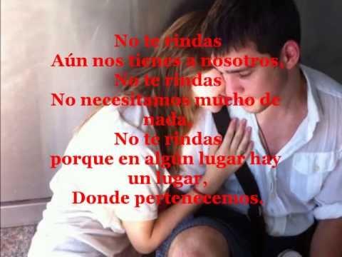 Don't Give Up - Criss & Vlad (subtitulos en español)