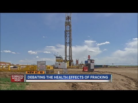 Fracking and its effects on public health still debatable