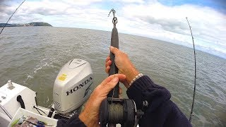 Fishing THE BIG TIDES! (2nd Largest IN THE WORLD)