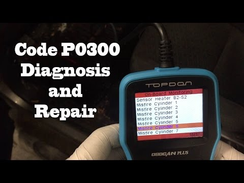 Code P0300 Diagnosis And Repair