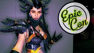 EpicCon 2016: Frankfurt :: Cosplay Music :: CMV in 4K UHD - Sevenblade