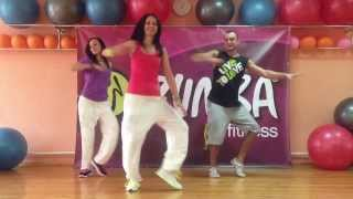"Zumba® Fitness ""IN THE SUMMERTIME"", Dancehall 