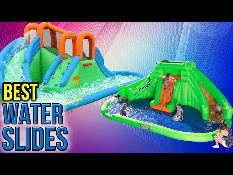 10 Best Water Slides 2017
