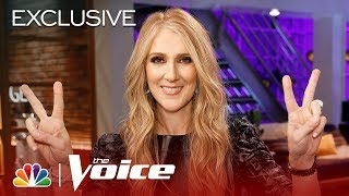 Which Coach Cry-Laughed at Celine Dion's Concert? - The Voice 2019