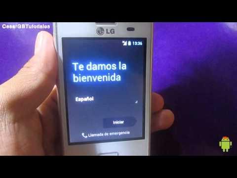 Mejor Rom Para LG E400 E400F & E400G   Instalacion & Revisado   CyanogenMod 9   Android 4   SDMerge