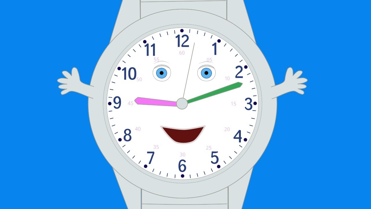 Watch on Time Telling Worksheets