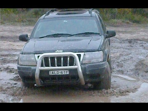 Jeep Grand Cherokee WG/WJ Mudding
