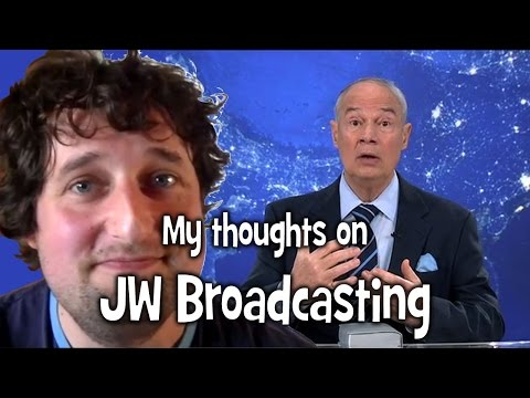 My thoughts on JW Broadcasting (tv.jw.org) - Cedars' vlog no. 47