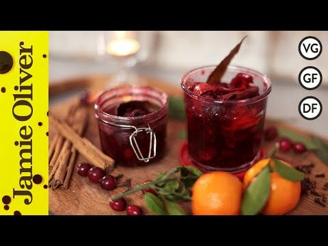 How To Make Cranberry Sauce | Gennaro Contaldo : 네이트판 ...