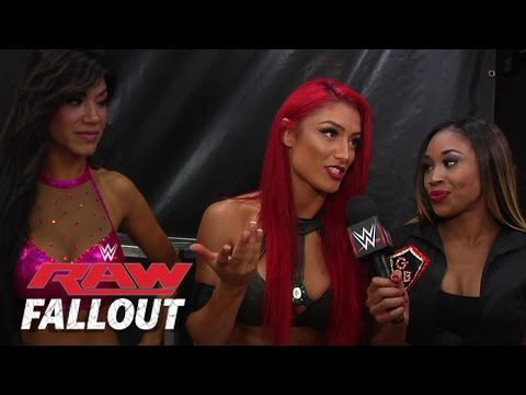 Total Chaos - Raw Fallout - Sept. 1, 2014