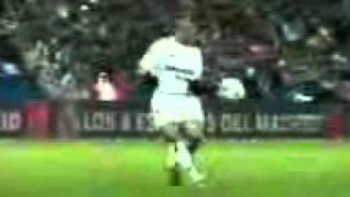 Football Skills on the stadium.3gp