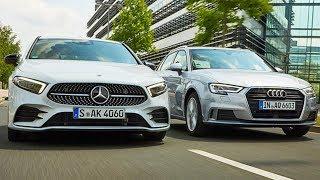 2018 Audi A3 Sportback 1.6TDI vs 2019 Mercedes A180d
