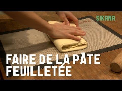 Comment faire une pâte feuilletée simplement ? - HD