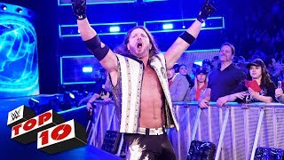 Top 10 Raw moments: WWE Top 10, April 15, 2019