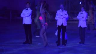 """Diamonds Are Forever"" UAE Movies On Ice, January 2015"