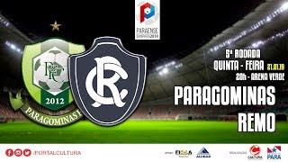 Paragominas x Remo CulturaNoBanparazo 2019 21.02.2019