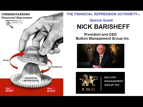 10 24 14 FINANCIAL REPRESSION AUTHORIT - w/Nick Barisheff