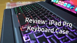 An iPad Keyboard Case That's Actually Good!