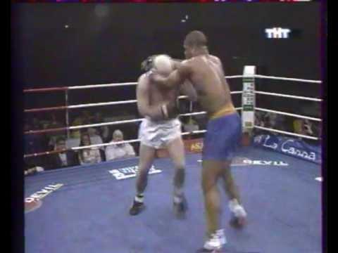 Боб Шрайбер vs Гилберт Айвор (2000)