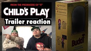 2019 Child's Play Trailer Reaction