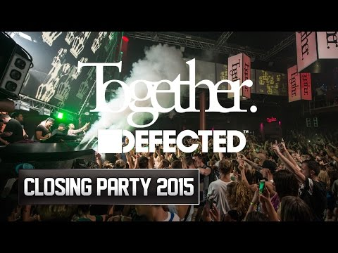Together and Defected in the House Closing Party*  Amnesia Ibiza 2015