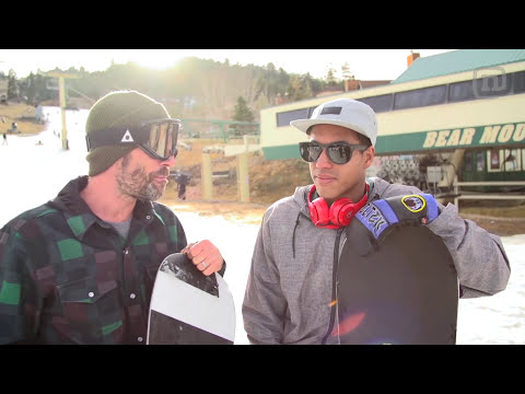 The Ultimate Programmable Smart Snowboard: Every Third Thursday