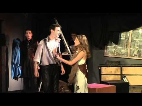 Е. Шварц  Дракон  31 октября 2011 г. Театр РГУ 1 часть