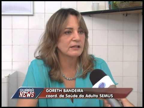 GUARA NEWS 24/04/15| AÇÃO HIPERTENSÃO