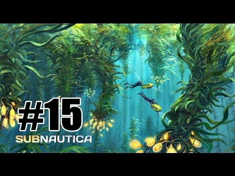 Subnautica -  ดำน้ำลึก เก็บไข่ปลาเรืองแสง #15 SkizzTv