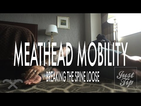JUST THE TIP: Meathead Mobility EP. 2 T-Spine recovery