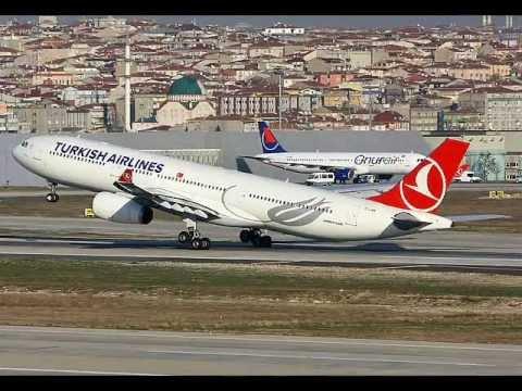 Turkish Airlines ~ Türk Hava Yolları (THY)