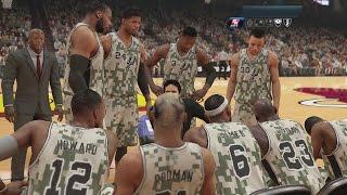 NBA 2K14 PS4 My Team - 2nd Round Draft Picks!