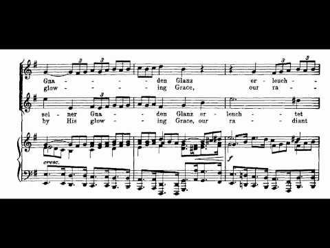 Бах Иоганн Себастьян - Дуэт