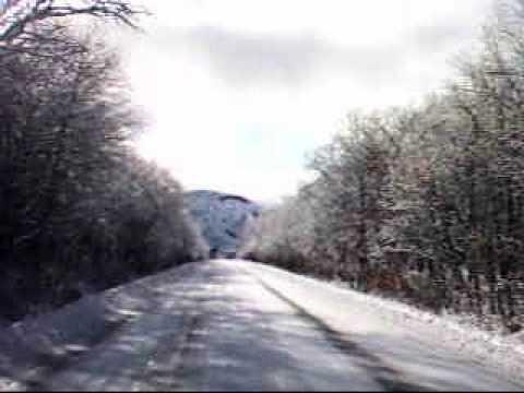 CrossBaka 道道52号線 冬