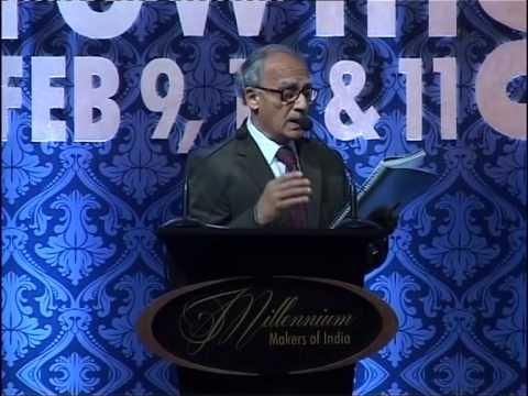 Kotak Institutional Equities (KIE) Conference, 2015 - Arun Shourie - Part 1