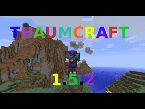 Thaumcraft 3 /1.5.2\   Minecraft Mod Vorstellung [German]  HD