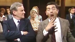 Church Trouble | Funny Clips | Mr Bean Official