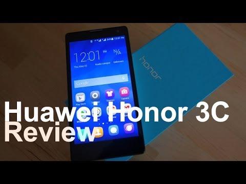 Hands-on: Huawei Honor 3C Review